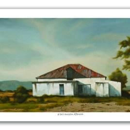 The Studio Art Gallery - Arniston Afternoon by Donna McKellar - Paper Print