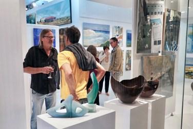 The Studio Art Gallery - Edge of Blue Img10