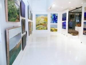 The Studio Art Gallery - Edge of Blue Img14