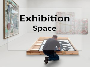 The Studio Art Gallery - Exhibition Space