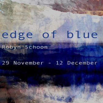 The Studio Art Gallery - Icon Image - Edge of Blue - CURRENT EXHIBITION