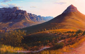 Andrew Cooper | The Studio Art Gallery - Signal Hill to Table Mountain