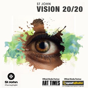The Studio Art Gallery - Home Page Icon St John Vision 20 20