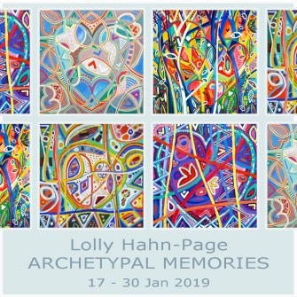 The Studio Art Gallery - Icon Image- Archetypal Memories - Lolly Hahn-Page
