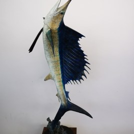 Leaping Sailfish