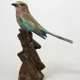 The Studio Art Gallery - Lilac Breasted Roller
