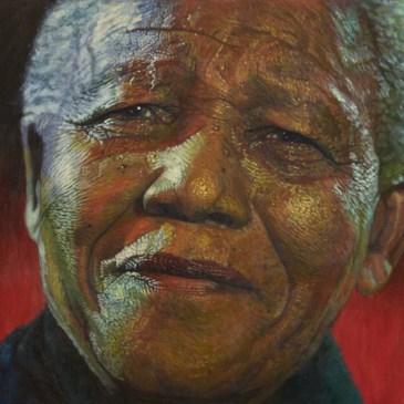 The Studio Art Gallery - Amandla Madiba by Therese Mullins
