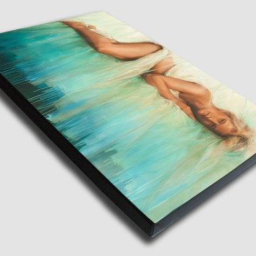 The Studio Art Gallery - Awaken by Yola Quinn - Archval Print on Stretched Canvas