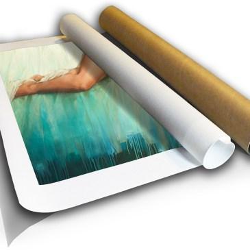 The Studio Art Gallery - Awaken by Yola Quinn - Canvas Print in Tube