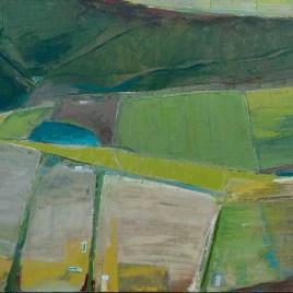 The Studio Art Gallery - Boundaries by Robyn Schoon - 90 by 120 cm
