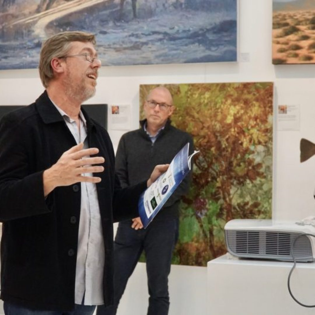 The Studio Art Gallery - Eco-Logic Awards 2019 - Artists for Nature Exhibition Pic 40