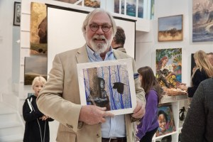 The Studio Art Gallery - Eco-Logic Awards 2019 - Artists for Nature Exhibition Pic 5 - David Parry-Davies