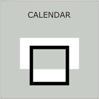 The Studio Art Gallery - Icon Image - Calendar