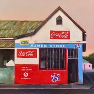 Donna McKellar | The Studio Art Gallery | Unpetrified - Ajmer Store 897