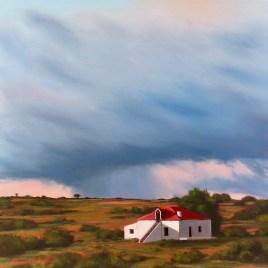 Donna McKellar | The Studio Art Gallery | Unpetrified - Shelter 888