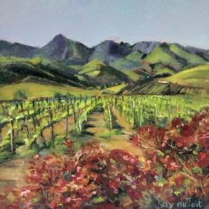 The Studio Art Gallery   2021 Mandela Day Block Art Exhibition   Kay Du Toit - Robinson Farm