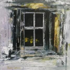 The Studio Art Gallery   2021 Mandela Day Block Art Exhibition   Rory Lewis - A Window