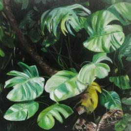 The Studio Art Gallery   2021 Mandela Day Block Art Exhibition   Sarita De Kroon – Viva Veridian