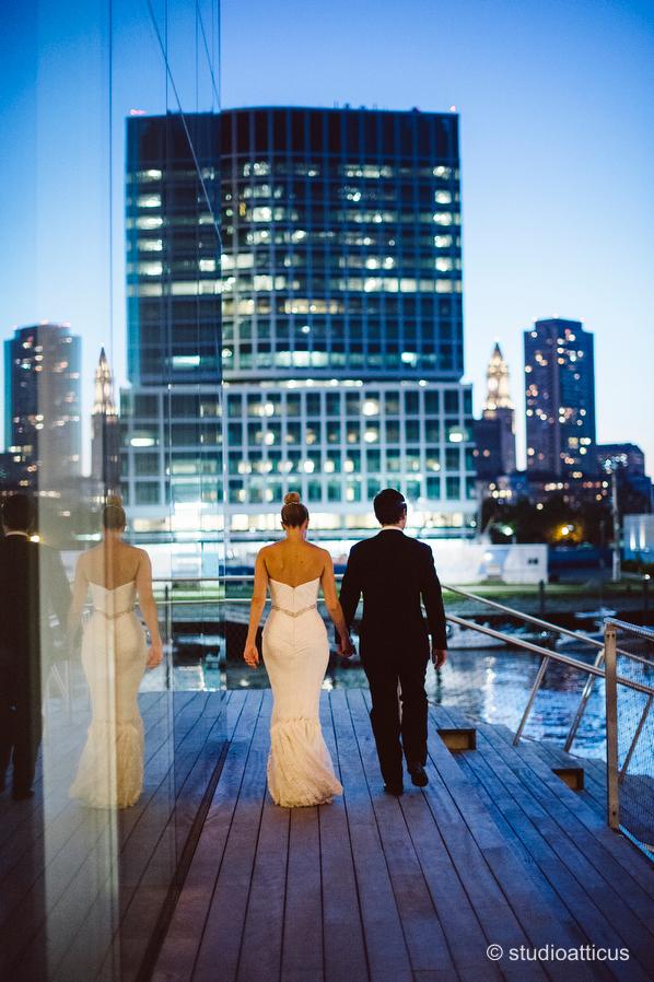 ICA Boston Wedding Of A A Studio Atticus Studio Atticus