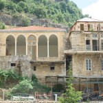 /cafè al nabeh, jezzine: integrated conservation and energy retrofit/ lebanon 2015