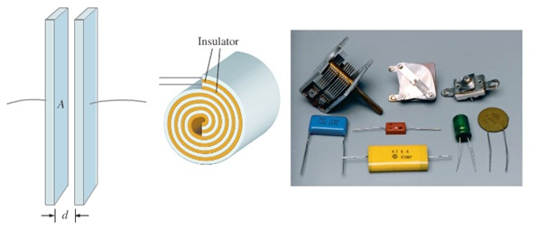 gambar kondensator