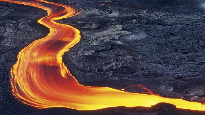 perbedaan lava dan magma