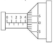 contoh soal mikrometer sekrup