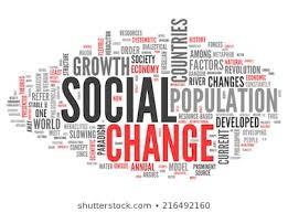 ilustrasi perubahan sosial