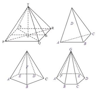 volume dan luas permukaan dimensi tiga limas