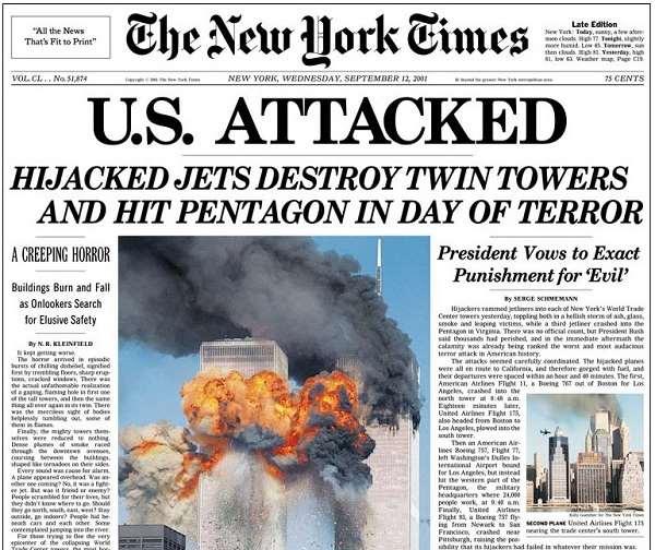 contoh news item text dari nytimes