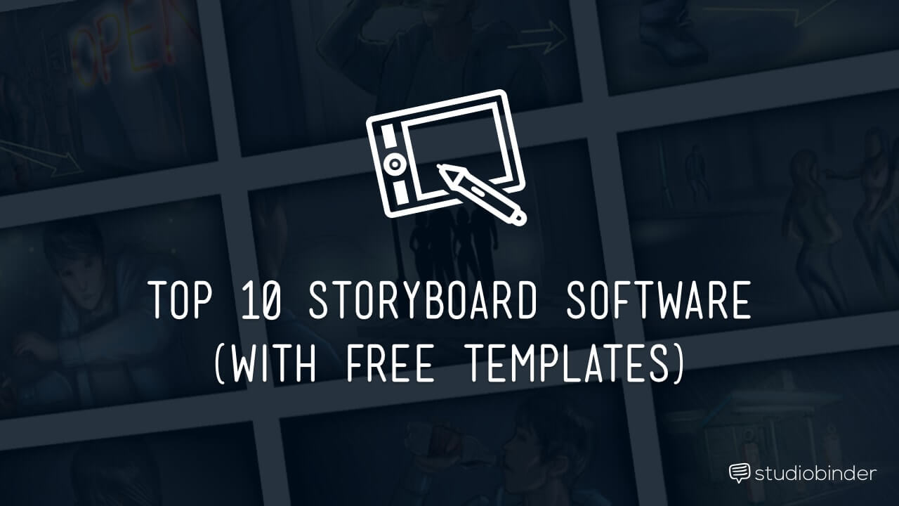 App Storyboard Template  mobile intraction design storyboards for