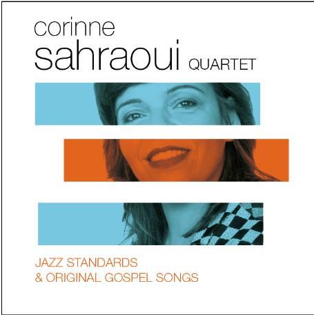 Corinne Sahraoui quartet à Bopcity