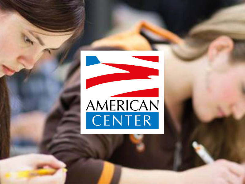 <h3>American Center </h3></br>Site internet