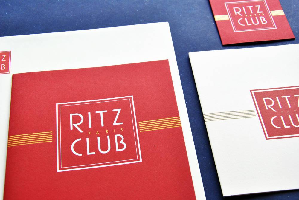 <h3>Hôtel Ritz Paris </h3></br>Image des marques
