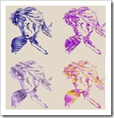 Don - Warhol Style from Tony's Sketch