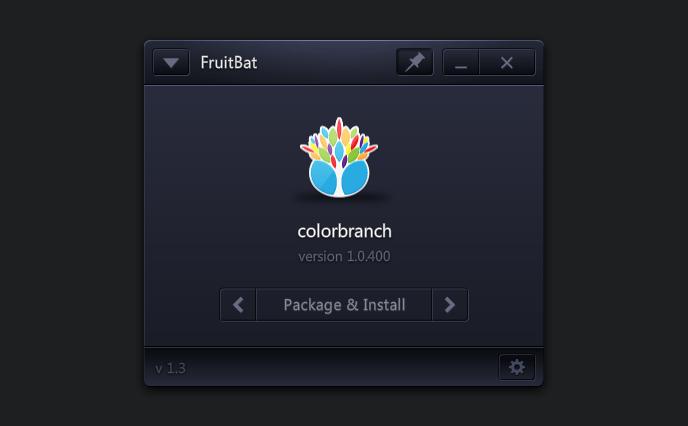 FruitBat 1.3 Screenshot