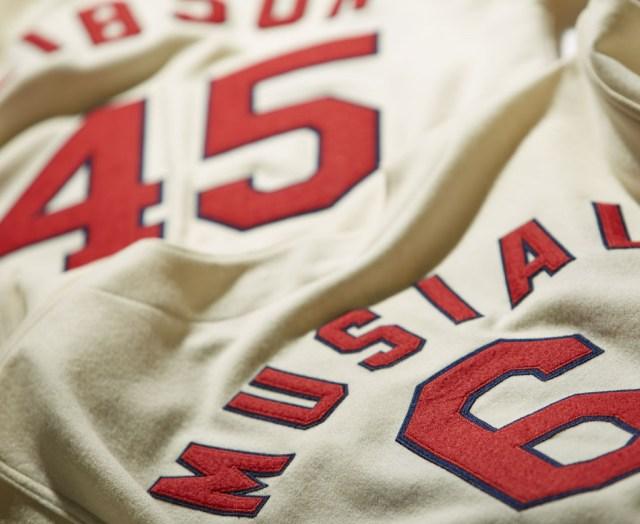 Cardinals uniforms