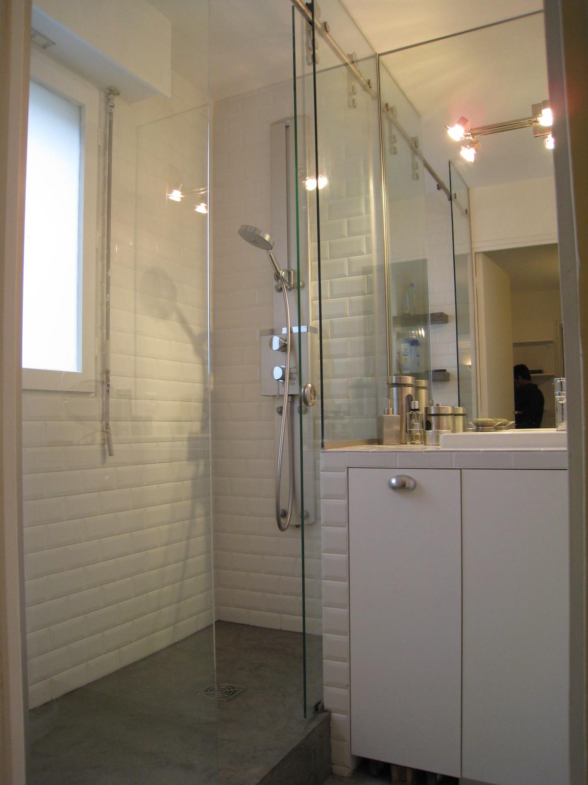 renover la salle de bains toutes les