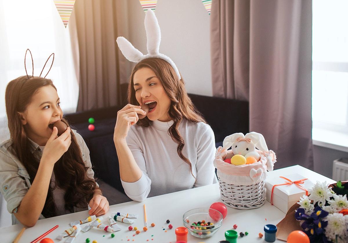 Strano ma vero: le uova di Pasqua fanno bene ai denti
