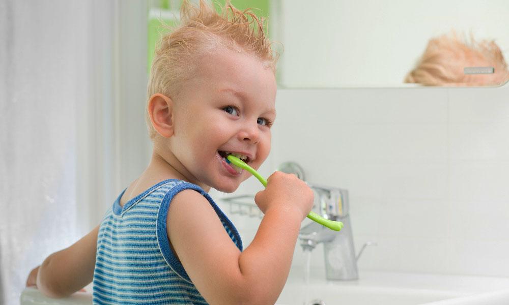 fluoro per i denti