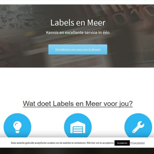 Labelsenmeer.nl