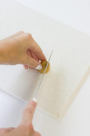 How To Make Potato Stamps