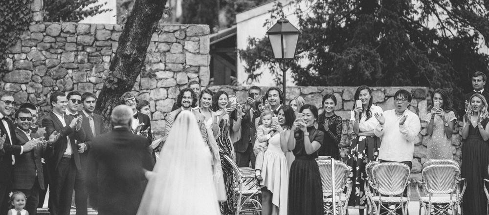 Russian wedding in Croatia by DT studio weddings in croatia