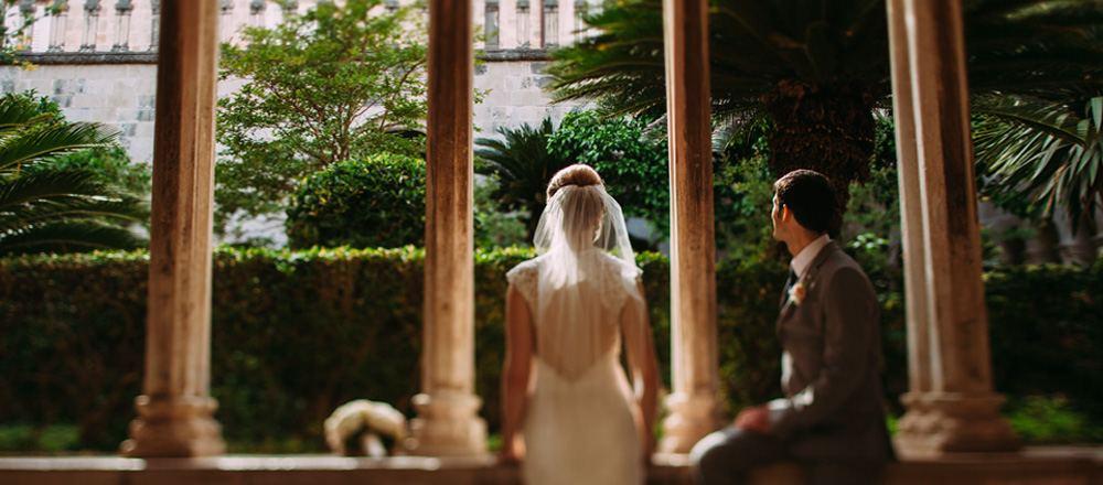 Destination Wedding in Dubrovnik | Hannah & Marc