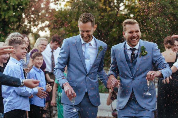 Same sex couple wedding in Dubrovnik by Dubrovnik photographer