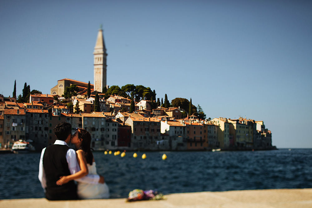 Wedding photographer Rovinj