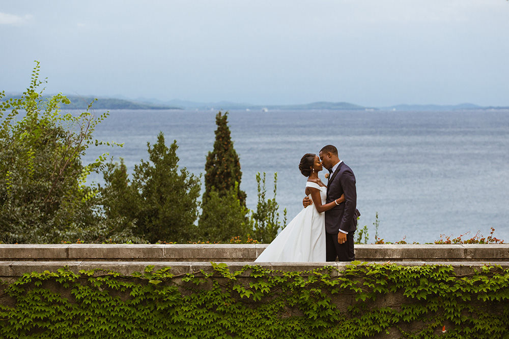 Gorgeous wedding of Tayo and Dolu in Split