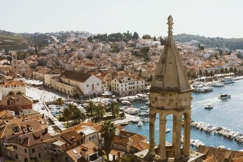 Beautiful Island of Hvar