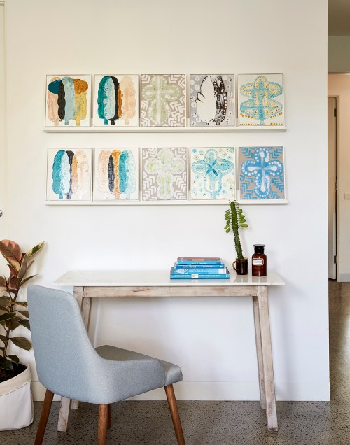 Small Canvas with Desk 1 Insitu