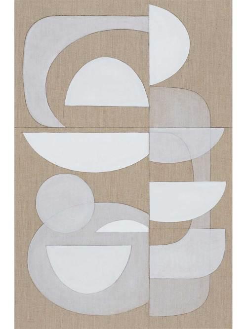 Original abstract artwork Alba Arch